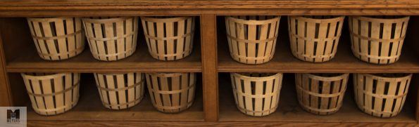 Baskets at Old Hook Road