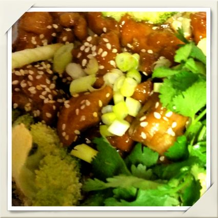 Sesame Chicken that is just as good as take out